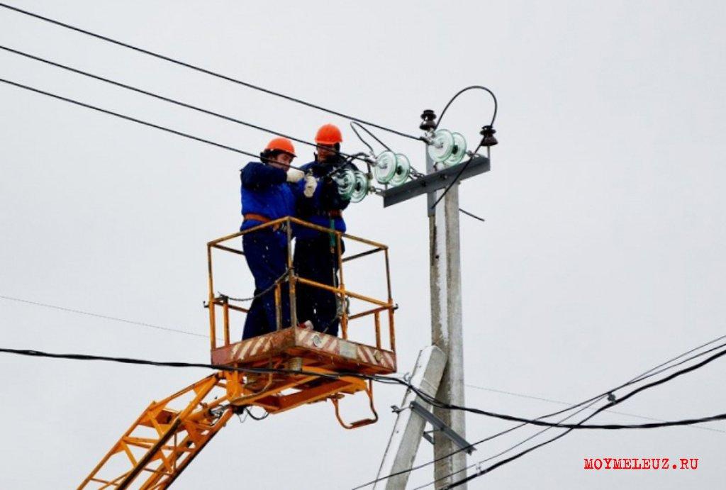 Временные отключения электроэнергии предприятий